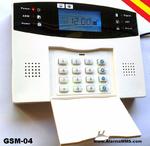 Alarma GSM-04